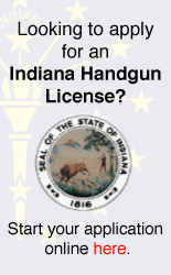 Indiana Handgun License Application online